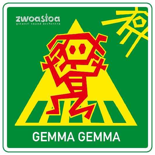 Zwoastoa Gemma Gemma Cover