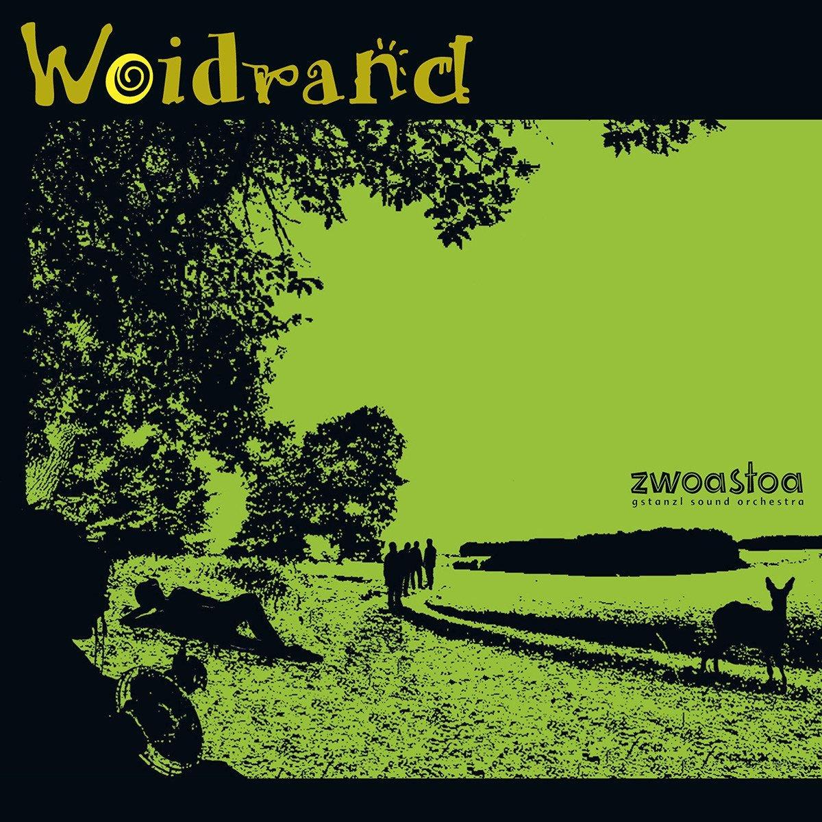 zwoastoa- woidrand cd cover
